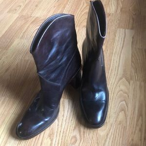 All leather super stylish boots